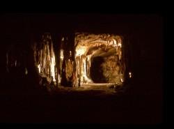 "Blanchard Springs Cavern, AR: inspiration for ""Subterranean Illumination"""