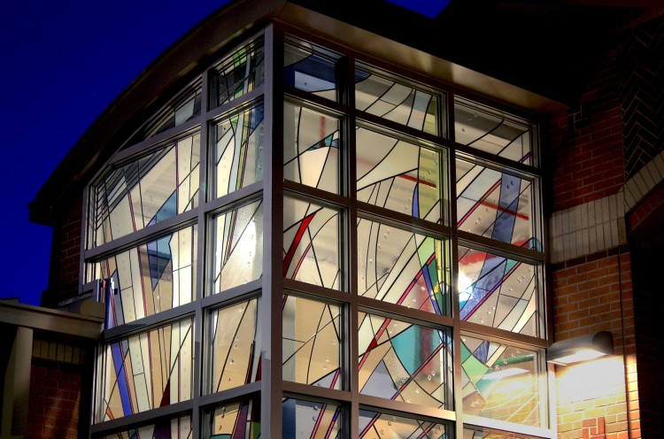 architecture on fire architectural stained glass inc