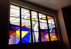 First Congregational Church, Boulder, Colorado: Jeff G. Smith, Architectural Stained Glass, Inc.