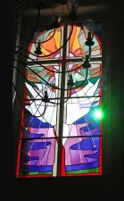 First Presbyterian Church, Arkansas: Jeff G. Smith, Architectural Stained Glass, Inc., Texas