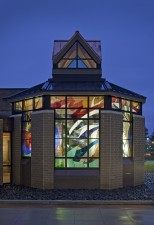 Jeff G. Smith, Architectural Stained Glass, Inc., Fort Davis, Texas