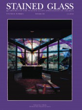 """Stained Glass"": quarterly journal of the Stained Glass Association of America"