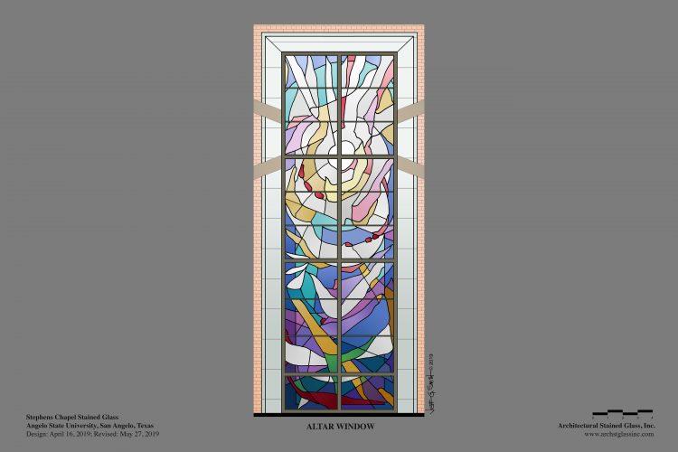 The Altar Window.