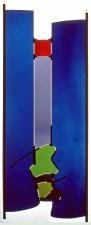 Autonomous Stained Glass Lightsketch #14