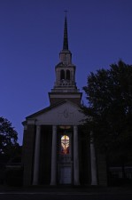 First Presbyterian Church, Pine Bluff, Arkansas: Jeff G. Smith, Architectural Stained Glass, Inc.