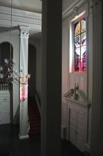 First Presbyterian Church Narthex, Pine Bluff, Arkansas: Architectural Stained Glass, Inc., Texas