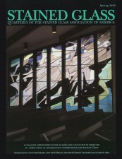 Stained Glass, Spring 2005: quarterly journal of the Stained Glass Association of America